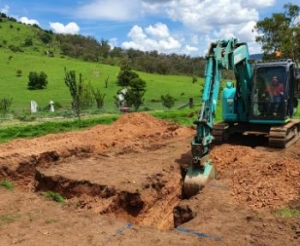 Position available: Excavator Operator, Tamworth & North West NSW