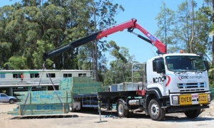 Position available: CRANE TRUCK DRIVER MR or HR, Yatala QLD