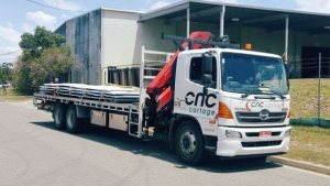 Position available: CRANE TRUCK DRIVER MR or HR, Brisbane QLD